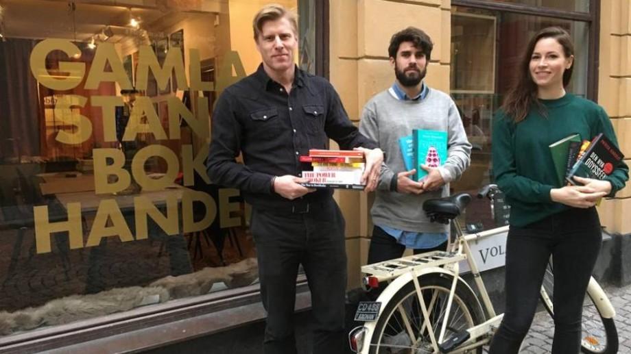 Gamla stans bokhandel öppnar
