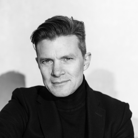 Picture of the Swedish author Johan Norberg. © Eli Sverlander, all rights reserved