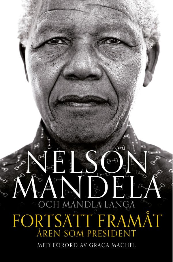 Mandela-Fortsätt framåt-Framsida